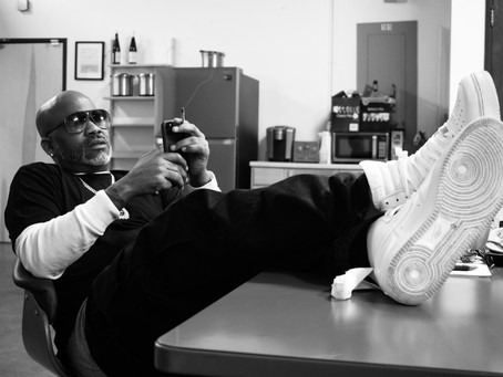 Creative of the Month - Dame Dash