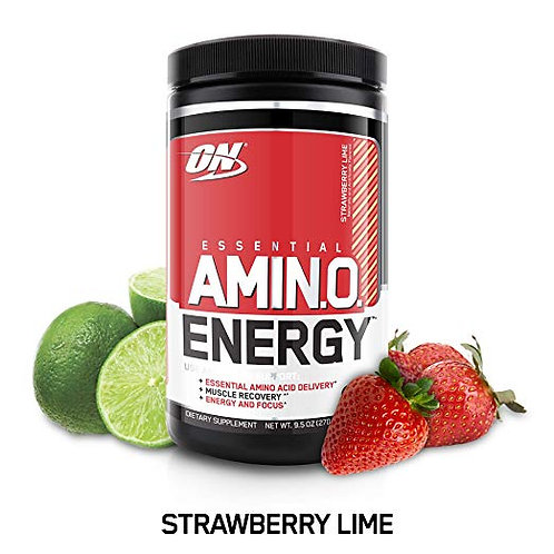 Optimum Nutrition Essential Amino Energy - StrawberryLime