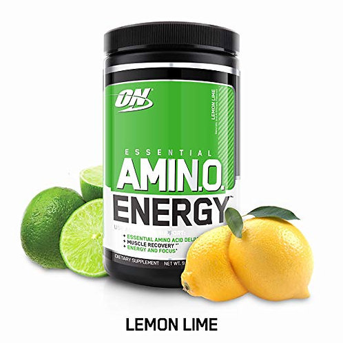 Optimum Nutrition Essential Amino Energy - LemonLime