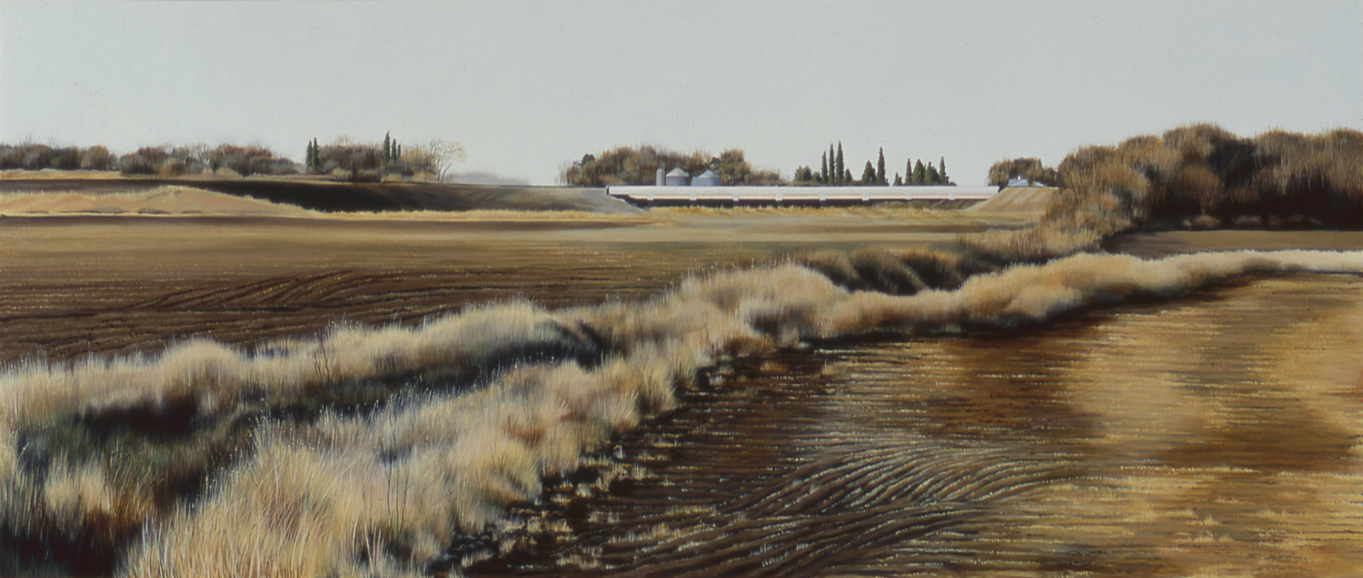 """Marking the Slough"""