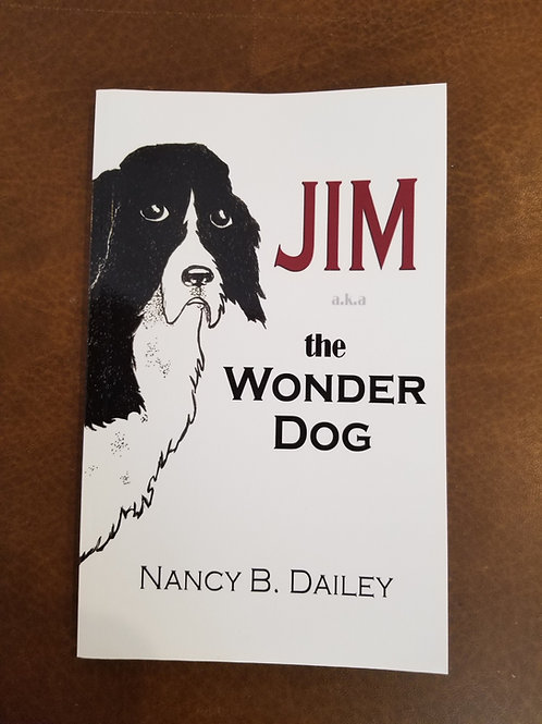 Jim the Wonder Dog Book