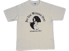 Jim the Wonder Dog T-Shirt