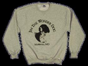 Jim the Wonder Dog Russell Sweatshirt