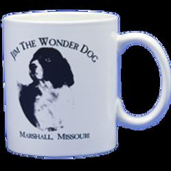 Jim the Wonder Dog Mug