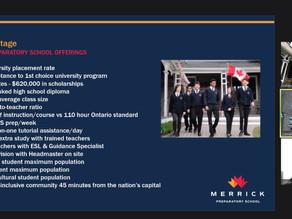 MPS Admissions presentation