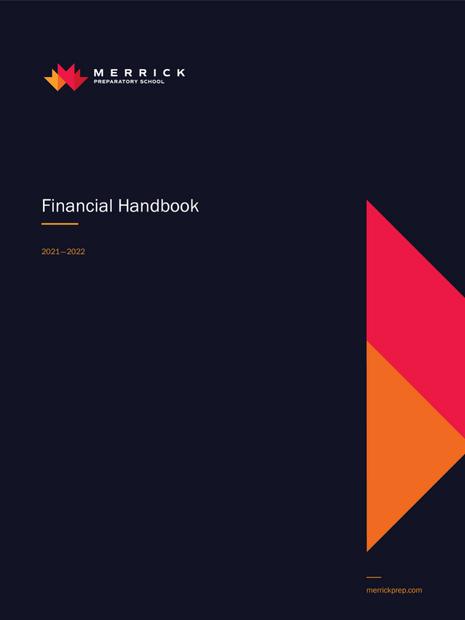 Financial Handbook 2021-2022