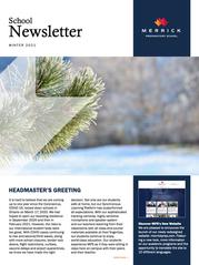 Newsletter Winter 2021