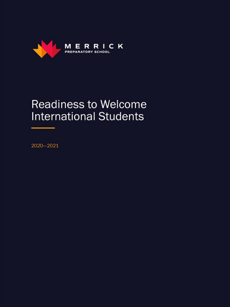Readiness to Welcome International Students
