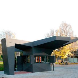 UAM Information Center. Madrid. 2010