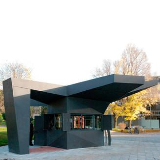 Centro de Información de la UAM . Madrid. 2010