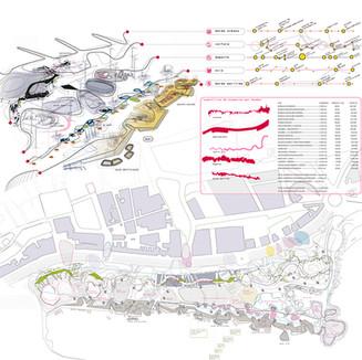 """Intervención Urbanistica en """"El Llano Amarillo"""". Algeciras. 2006"""