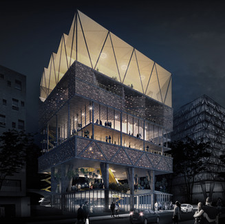 """""""Casa para la felicidad"""". Bogotá. 2019"""
