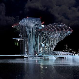 Palacio de la Ópera de Busan. South Korea. 2014