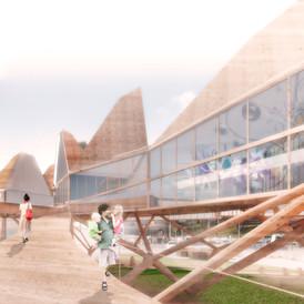 Helsinki Guggenheim Museum. 2014