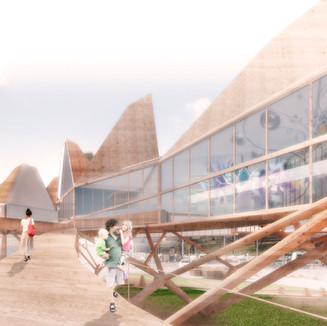 Museo Guggenheim de Helsinki. 2014