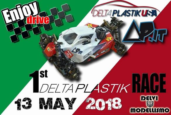 1 EVENTO DELTAPLASTIK RACE MARCH 2018