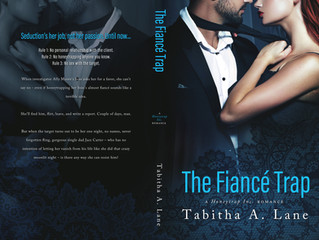 Cover Reveal - and a release date!