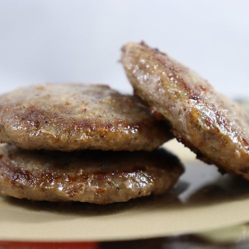 Maple Breakfast Patties