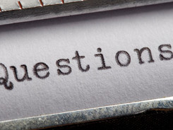 Ask A Question- Any Question...