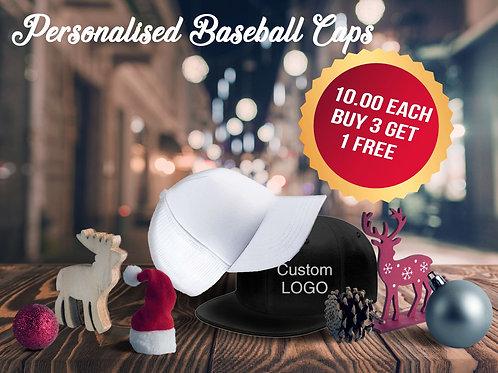 Printed Baseball Caps
