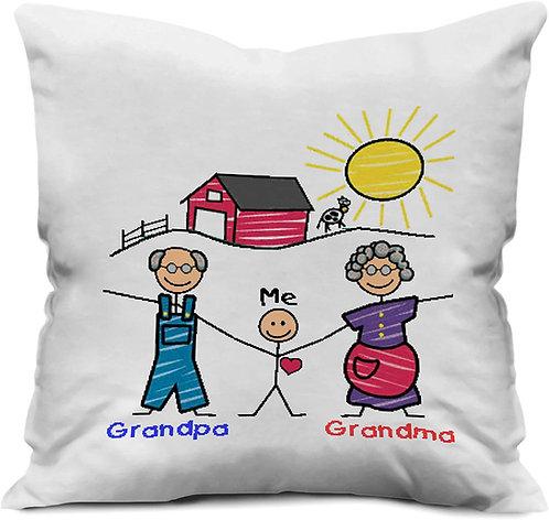 Printed Personalised Cushions
