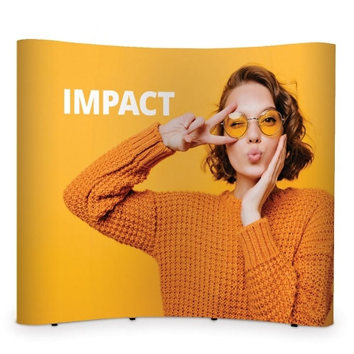 Impact Pop-up Bundle Curved