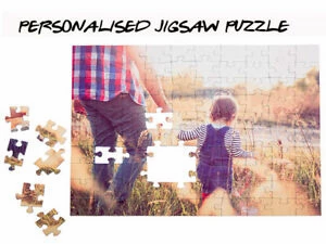 Personalised Jigsaw - 60pcs