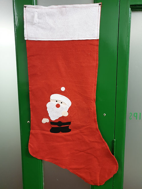 Large Santa Stocking