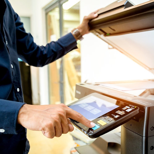 Office Printing (Photocopying/Scanning Service)