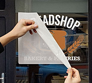 Window Decal Sticker