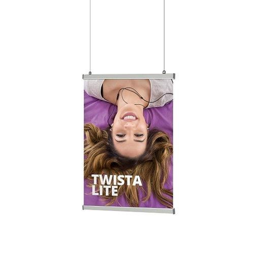Twista Lite Poster Rail