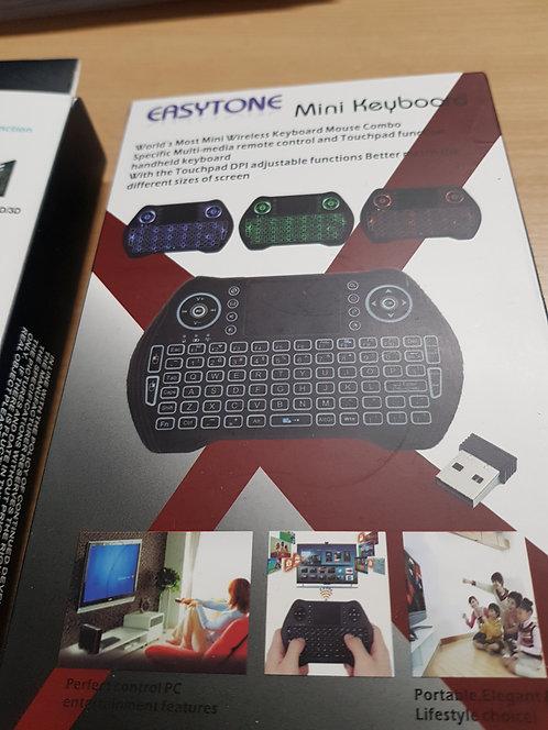 EASYTONE Mini Wireless Keyboard