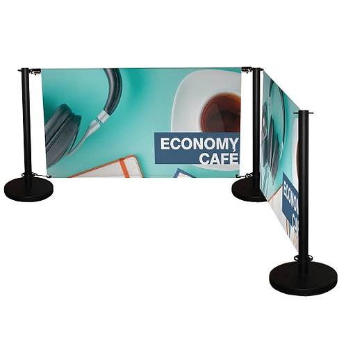 Eco Café Barrier Kit