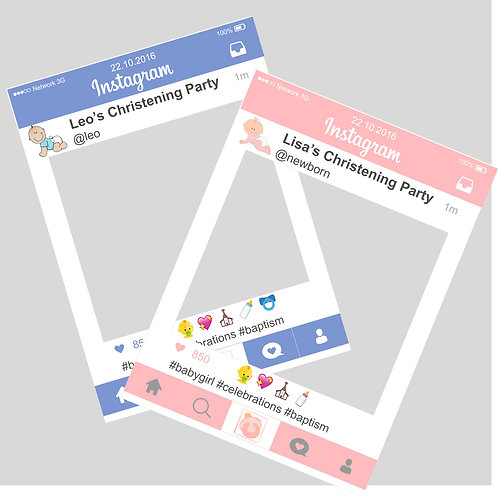 Social Media Frames