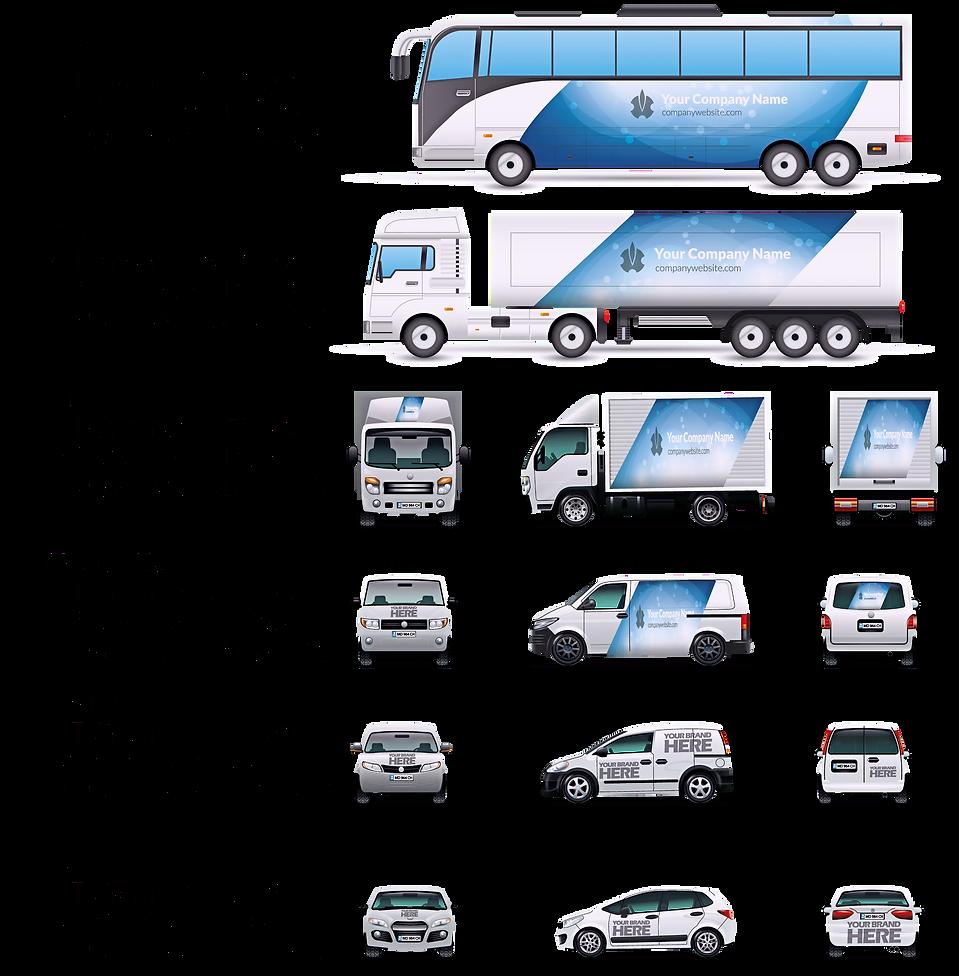 Vehicle-Graphics price list
