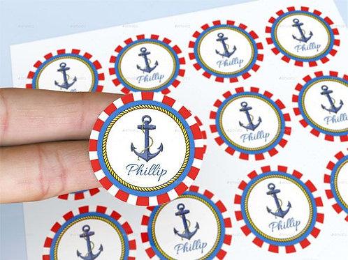 Custom die cut stickers & Labels