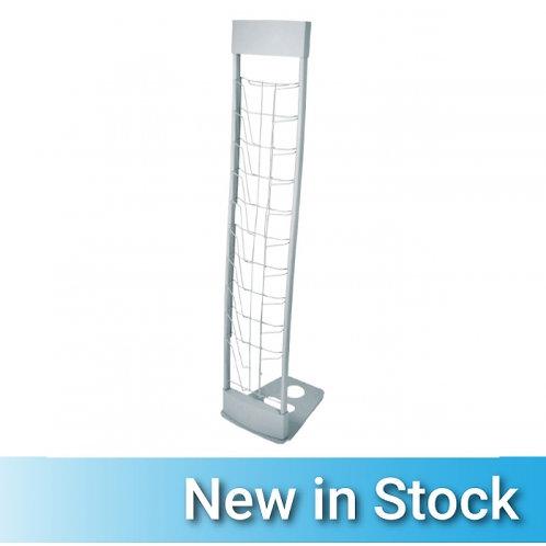 10-Up Deluxe Brochure Stand