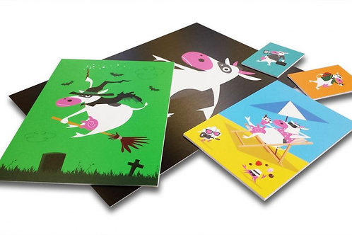 Printed PVC Foam Board Panels