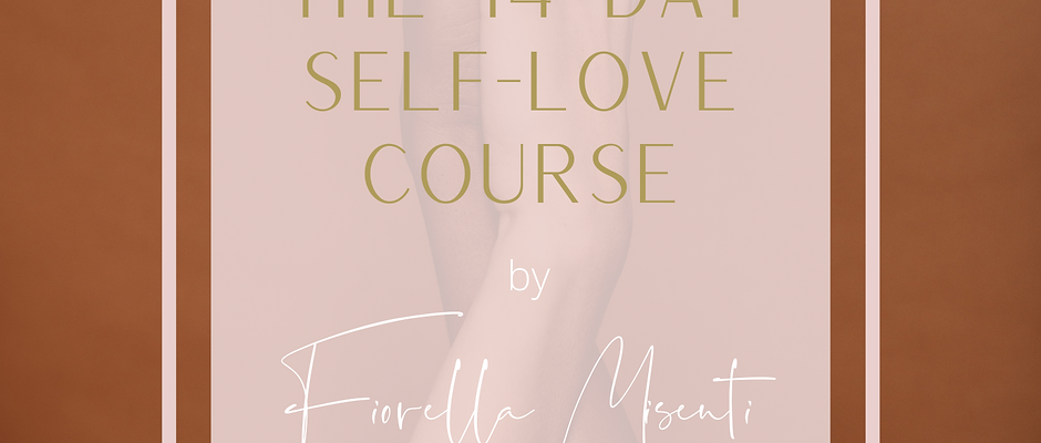 14 Days of Self-Love Course