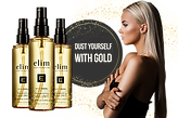 Dust yourself with GOLD, gold spritz Elim, Spa, Products, USA, Luxury, Brand, Best, Pedicure, Kit, Gift, Online, Shop, Gift Ideas, MediHeel, Cracked Heel, popular, top brands, Home, Retail