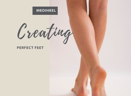 This is how my feet stay perfect!