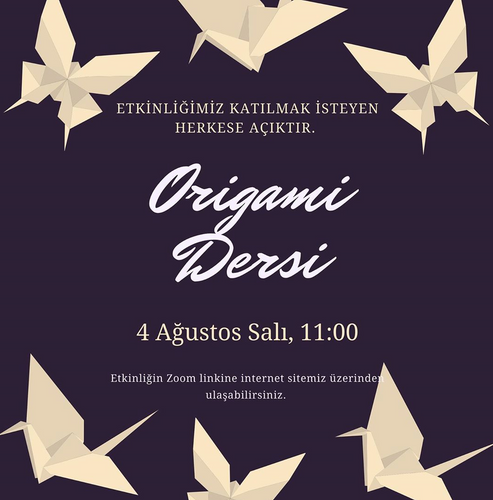 Origami Dersi