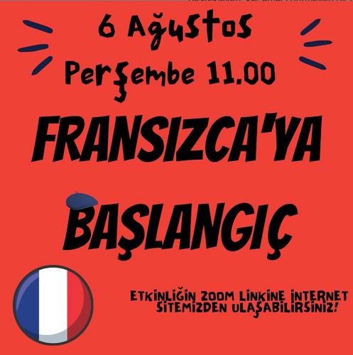 Fransızca'ya Başlangıç