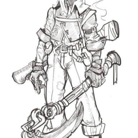 Bloodborne-Guy_Sept2019_BW.jpg