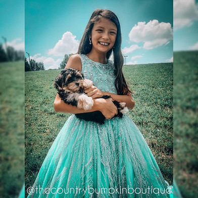Pageants and Puppies make our world go '