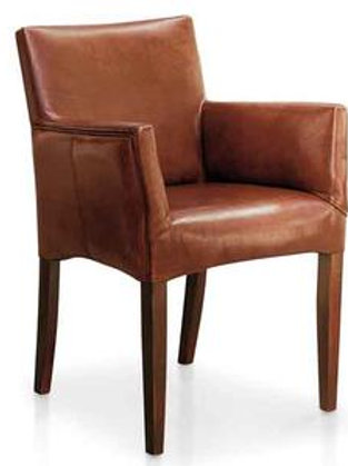 Cubo Armchair Leather