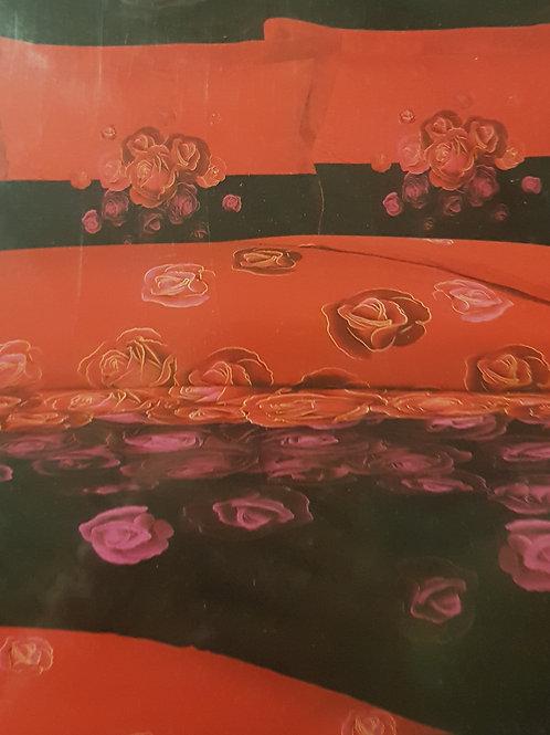 Σετ Σεντόνια Nima Satin Cotton Panel 868