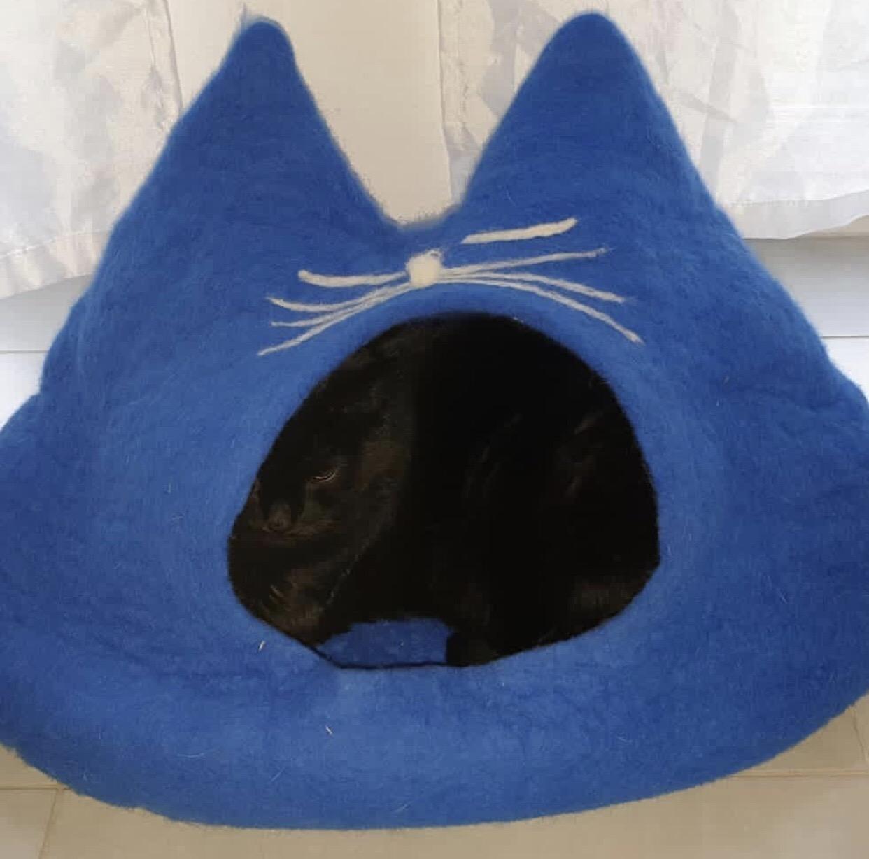 Katzenhöhle BLUE BAYOU