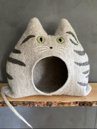 LIZZY - Tiger mit offenen Augen