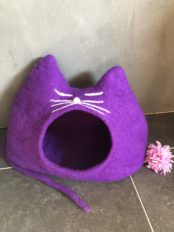 Katzenhöhle PURPLE